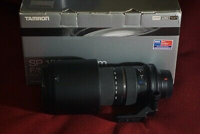 Tamron SP 150-600mm f/5-6.3 Di USD AO11 Lens For Sony Mint Cond. ( look )