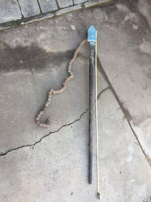 "Titan Chain Tongs Size 15, Wrench Up To 12"" Pipe"