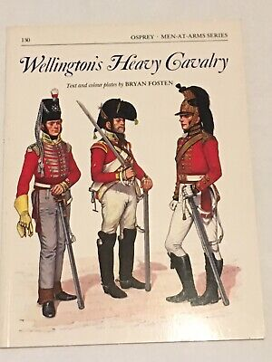 Osprey Men At Arms Wellingtons Heavy Cavalry