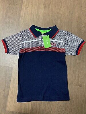 New Hugo Boss Inspired Boys Polo T-shirt Top Size 7-8 Years