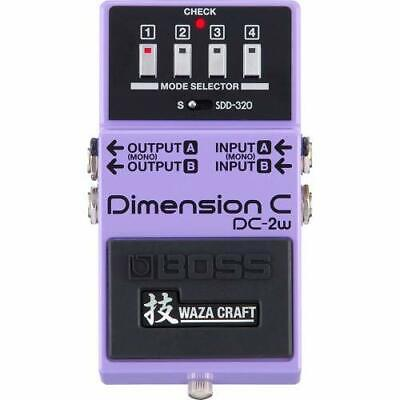 *BOSS / DC-2W Dimension C MADE IN JAPAN Technical Waza Craft made in Japan