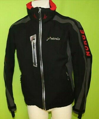 Phenix Norge ski team jacket. Size M.