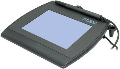 Topaz T-LBK766SE-BHSB-R Signature Capture Tablet 4x5in LCD USB Serial