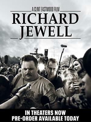 Richard Jewell (DVD 2020) Preorder for 3/17-Drama-Based on True Story