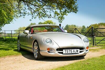 TVR Cerbera 4.5L, 1999, 59085miles. With service history. Last owner 18 years.