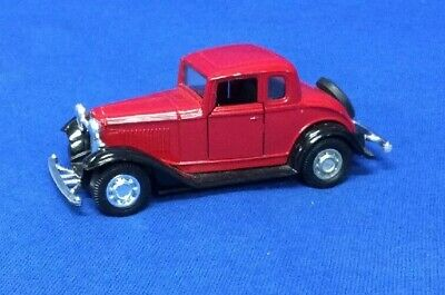 1932 Ford Coupe, Die-cast Toy Car, T-22