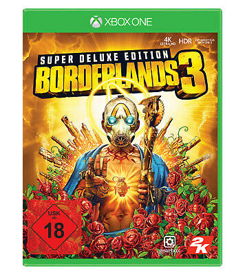 Borderlands 3 (Super Deluxe Edition) - Xbox One