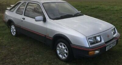 FORD SIERRA XR4i 3DR 6-OWNERS VERY CLEAN AND SOLID CAR GOOD COSWORTH REP?