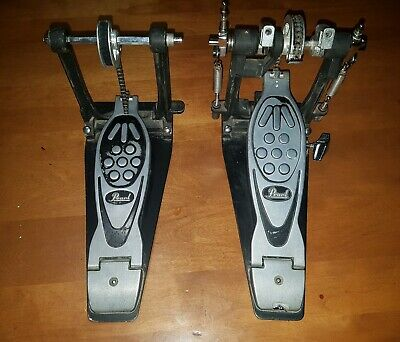 Pearl P-122TW  Double Bass Drum Pedals *Read*