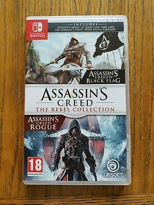 Assassin's Creed: The Rebel Collection (Switch, 2019)