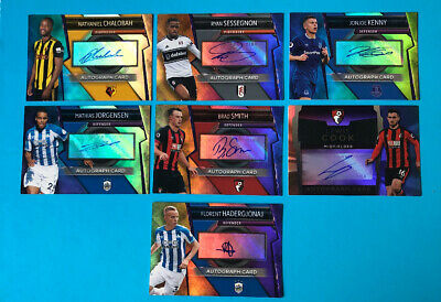 GARETH BALE Signed Real Madrid Topps Match Attax Autograph