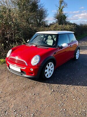 1.6 Mini Cooper 54 Plate, Low Miles & History Salvaged Repaired & Inspected