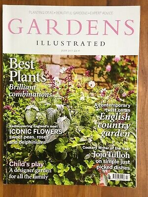 Gardens Illustrated July 2017