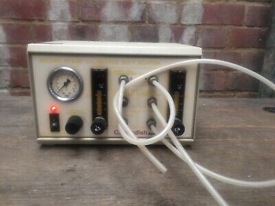 Vintage Second Stage Calibrator 100/1 Dilution Cavendish Applied Technology Lab