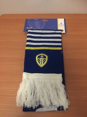 Leeds United Official Football Scarf **New**