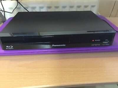 Blue Ray Smart Compact 3D Dvd Player Panasonic Dmp-Bdt165Eb