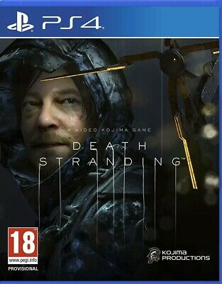Death Stranding - (Sony PlayStation 4, PS4) FREE NEXT DAY DELIVERY