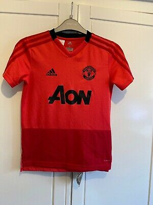 Manchester United Top Age 9-10 Years