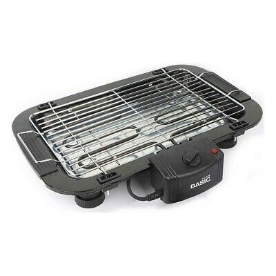 Barbecue Électrique Grill Plancha Barbecue de Table 2000W  (52 X 52 x 38 cm)