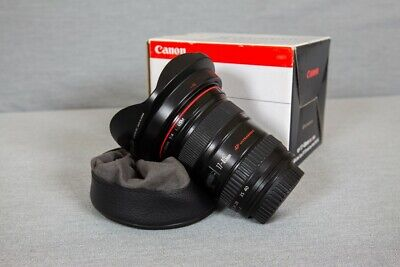Canon EF 17-40mm F/4.0 L USM Lens - Great condition