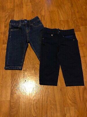 hackett london boys jeans and chinos age 9 months - immaculate