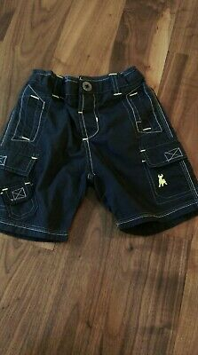 boys black shorts age 2-3 from Primark