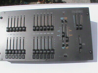 Pulsar 12 Channel 2 Preset Analogue and DMX Multiplexer Lighting Desk