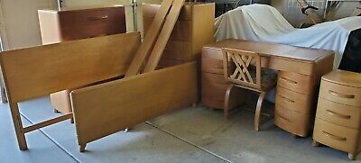 Antique Vintage HEYWOOD WAKEFIELD BEDROOM SUITE     *Local Pick-up only*