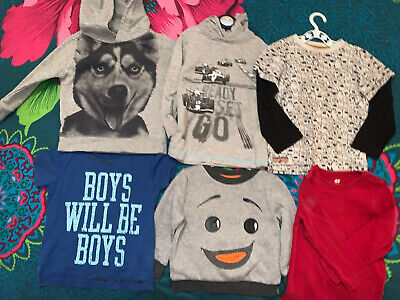 Boys Top Bundle 2-3 Years (Next, Baby gap + Few Others)