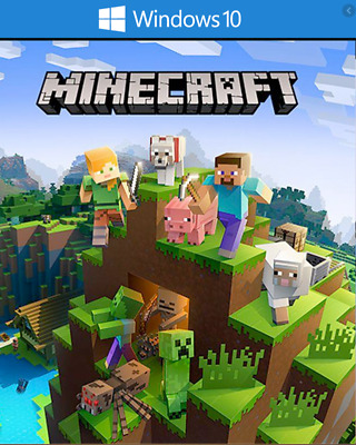 Minecraft Windows 10 Edition Key DE - PC - Instand Mail Delivery - Sofortversand