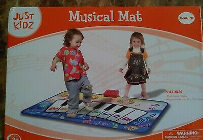 Electronic Piano Mat Toy Touch Play Musical Carpet Toy
