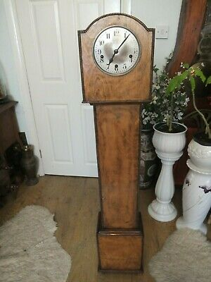 Very Rare Antique Granddaughter Westminster Chime German BABUB Clock