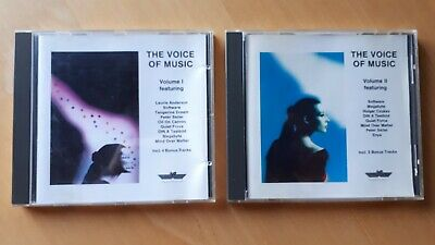 The Voice of Music Sampler Vol. 1&2 /Meditation-,Entspannungs-, New Age Music
