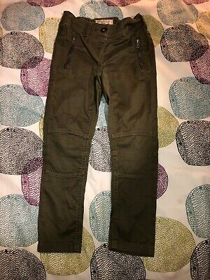 Girls Next Green Trousers Age 6 Years