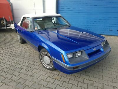 Ford Mustang Cabrio 1985