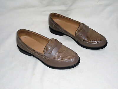 Hotter : Dorset Std Loafer Comfort Shoes - Size Uk 4 Eu 37 In Vgc (Free Uk P&P)