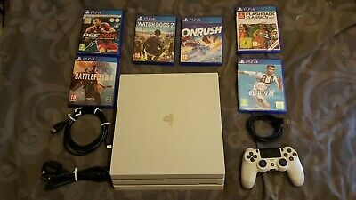 Ps4 Pro 1Tb Bundle Including Fifa 19