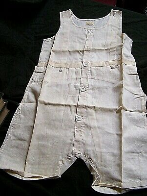 """Vintage """"Chubby"""" Child's Underwear One Piece With Flap~Size 8"""