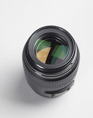 Canon Macro Lens EF 100mm f/2.8 USM Fixed Prime Excellent+