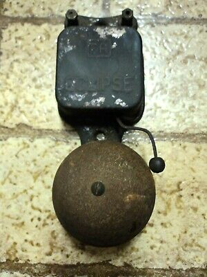 Vintage Eclipse Electric Door Bell.