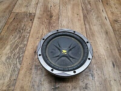 Kicker C8 Subwoofer Woofer #7908