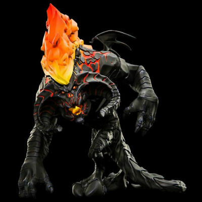 Lord of the Rings Mini Epics Vinyl Balrog Collectible Figure Weta Workshop New