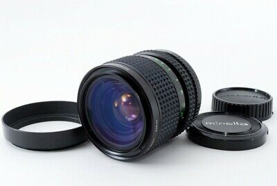 MINOLTA MD ZOOM ROKKOR 35-70mm F/3.5 From JAPAN e [Very good] #549864A