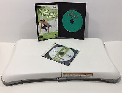 Wii Fit Plus with Wii Balance Board (Nintendo Wii) A