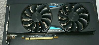 EVGA GeForce GTX 970 4GB SSC Gaming Graphics Card (04G-P4-3975-KR) *AS IS*