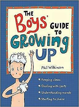 BEST The Boys Guide To Growing Up Book Description A Sensitively Written Fr GIF