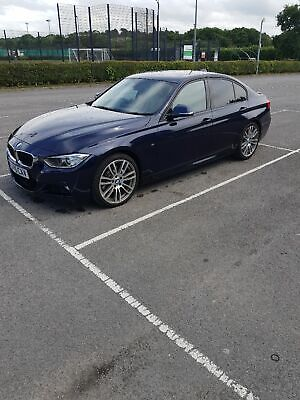 BMW 320d M Sport (Open To Swap, PRICE REDUCED)