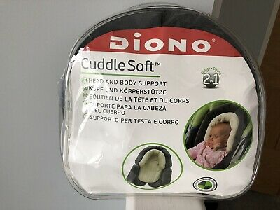 Diono Cuddle Soft Baby Head And Body Support Car Seat Inserts