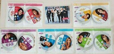 Friends DVD Box Set Complete Series ~ 15th Anniversary Extended Exclusive Unseen