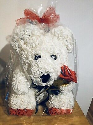 mother day gifts Forever Rose Bear 40 Cm